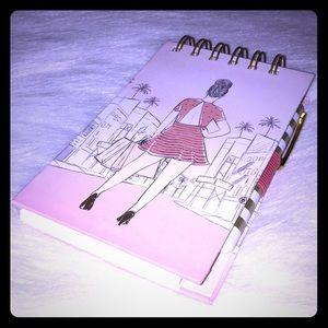 Lady Jayne fashion small notebook